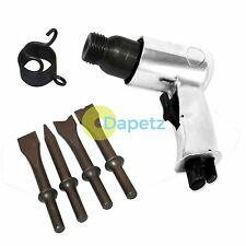 150mm Air Hammer Chisel plus Chisels Body Panel Work Pneumatic Compressor