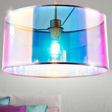 Diseño Colgante Luz Techo Multicolor Salón Ess Iluminación de Habitación Textil