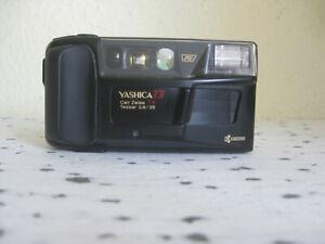 YASHICA T3 Kamera  Carl Zeiss Tessar 2,8/35