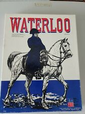 Avalon Hill (1962) WATERLOO GAME 1815 Napoleonic Campaign Game