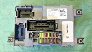 2012-2013 Fiat 500 fuse junction box 04692336AL