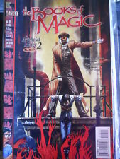BOOKS of MAGIC n°10 1995 ed. DC Vertigo Comics  [SA7]