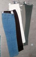 Bekleidungspaket Damen Hosenpaket 5  Hosen Gr.38-42 NEU a Geschäftsaulösung Hose