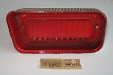 NOS 1969 CHEVROLET BELAIR BISCAYNE DRIVER SIDE TAIL & STOP LAMP LENS 5961185