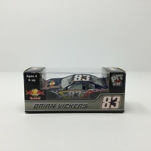 Brian Vickers 2007 Red Bull 1:64 Diecast