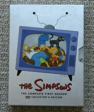 The Simpsons - The Complete First Season DVD Collectior's Edition – 2001 3-Disc
