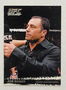 2009 TOPPS UFC ROUND 1 JOE ROGAN SP ROOKIE #94