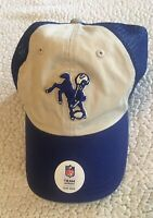 Baltimore Colts Indianapolis Hat Cap, New, Throwback, NFL Apparel, Snapback