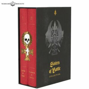 Book - Sisters of Battle Adepta Sororitas The Black Library Limited Edition 326