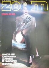 PHOTOS REVUE ZOOM N° 68 de 1980 SIEFF THORNTON PERKELL ARCHIVES L'ILLUSTRATION