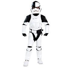 The First Order Judicial Stormtrooper Star Wars Kids Costume Age 4 Disney Store