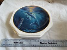 FRANKLIN MINT LEGEND OF THE DOLPHIN (301)