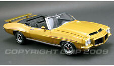 1971 Pontiac GTO Judge GOLD Convertible 1:18 GMP 1801222