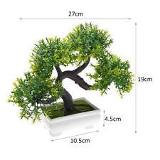 Bonsai Tree Plastic Floral Decor For Sale Ebay
