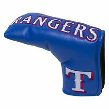 MLB Texas Rangers Golf Vintage Magnetic Blade Putter Cover