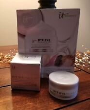 IT COSMETICS BYE BYE MAKEUP 3 IN 1 MELTING CLEANSING BALM .338 OZ - NEW