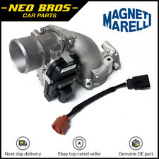Genuine Throttle Body EGR Valve & Adapter Cable Fiat Ducato Iveco Daily 2.3 D