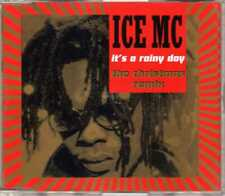 Ice MC - It's A Rainy Day (The Christmas Remix) - CDM - 1994 - Eurodance 2TR
