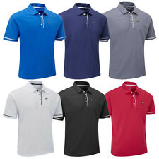 Stuburt Mens Urban Casual Polo Shirt - Golf Performance Short Sleeve Top New