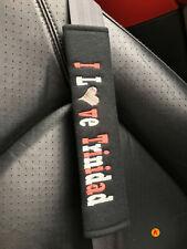 Trinidad Car Seat Belt Safety Shoulder Strap Cover