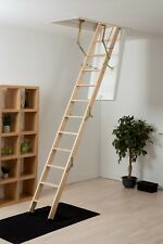 Timber Loft Ladder Clickfix 76 700mm, Best Insulated Loft Ladder Available.