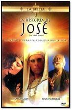La Biblia - La Historia de Jose New DvD Idioma Espanol