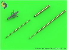 SUKHOI Su-25 (FROGFOOT) PITOT TUBES 1/72 MASTER-MODEL