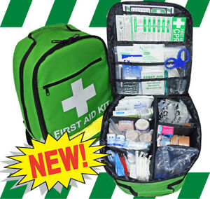 FIRST AID KIT - SPORTS - LARGE Basketball Football Netball Cricket Hockey Tennis