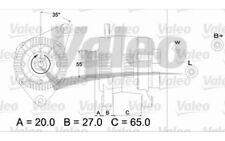 VALEO Alternador RENAULT MEGANE LAGUNA SCENIC ESPACE 436728