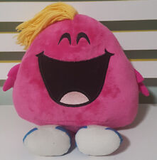 MR MEN SHOW LITTLE MISS CHATTERBOX PLUSH TOY! SOFT TOY ABOUT 29CM TALL KIDS TOY!