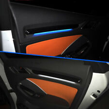 Carbon Fiber Painted Door LED Decor Ambient Light For Audi A3 8V 2012-2018