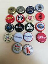 18 capsule caps bière bier birra cerveza beer