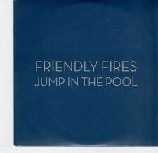 (EL326) Friendly Fires, Jump In The Pool - 2009 DJ CD