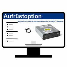 Aufrüstoption - DVD-Brenner eingebaut in PC
