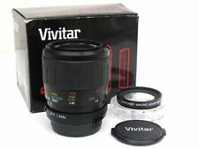 Vivitar 100mm f3.5 1:1 Macro Lens for Pentax PK-A