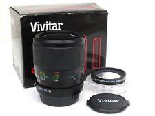 Vivitar 100 mm f3.5 1:1 Macro pour Pentax PK-A