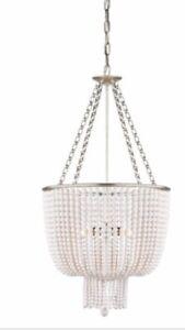 Visual Comfort ARN5102BSL-WG Chandelier Indoor Lighting