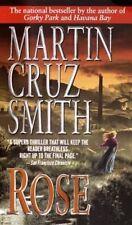 Very Good, Rose, Smith, Martin Cruz, Book