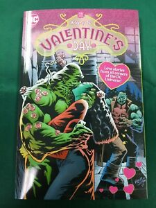 A Very DC Valentine's Day TPB #1-1ST NM 2019