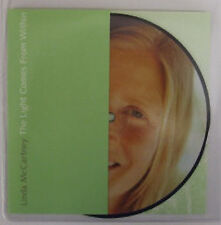 """Linda McCartney, Light Comes From Within, NEW/MINT PICTURE DISC 7"""" vinyl single"""