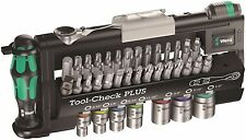 Wera Tool-Check Plus Bit Ratchet and Socket Set Imperial 05056491001