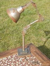Swing Arm Industriell Anglepoise Tischlampe Machine Age Schreibtisch Leuchte
