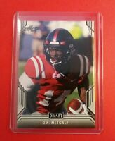 2019 Leaf D.K.Metcalf Ole Miss Rebels Rookie Card #12 *Awesome!*
