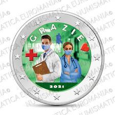 2 EURO ITALIA 2021 - PROFESSIONI SANITARIE MEDICI FDC COLORATO - PREVENDITA!!!