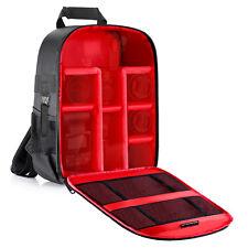Neewer Camera Case Waterproof Shockproof Camera Backpack Bag with Tripod Holder