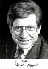 Dr. Thomas Goppel MdL TOP AK 90er Jahre Original Signiert +8228