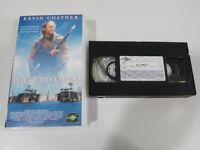 WATERWORLD KEVIN COSTNER REYNOLDS DENNIS HOPPER - VHS CINTA TAPE CASTELLANO