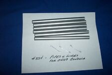 American Flyer Parts - Silver Cardboard Pipes & Wire for 911 & 24109