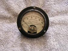 Weston Thermo-Galvanmeter Gauge Model 425