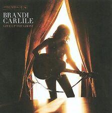 BRANDI CARLILE: GIVE UP THE GHOST, CD, 2009 [DIGIPAK] New;Sealed + I Ship Faster